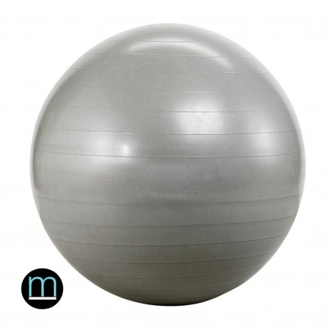 House Of Miracles The Miracle Bag Exercising / Birthing Ball (65cm) - Silver
