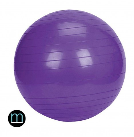 House Of Miracles The Miracle Bag Exercising / Birthing Ball (75cm) - Purple