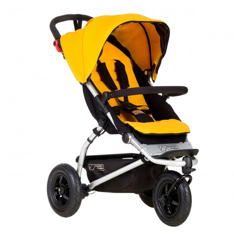 Mountain Buggy Swift Pushchair - Gold