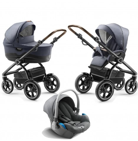 Jedo Trim 2in1 Travel System - M-Line M63