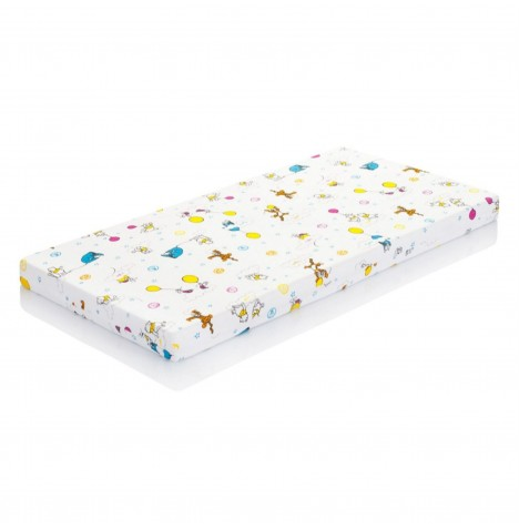 Hevea Cot Fitted Sheet - Disney Winnie The Pooh