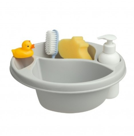 Maltex Top & Tail Baby Bath Gift Set - Grey