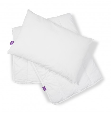 Snuz Duvet & Pillow Cot Set