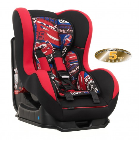 Obaby Disney Group 0/1 Combination Car Seat - Cars