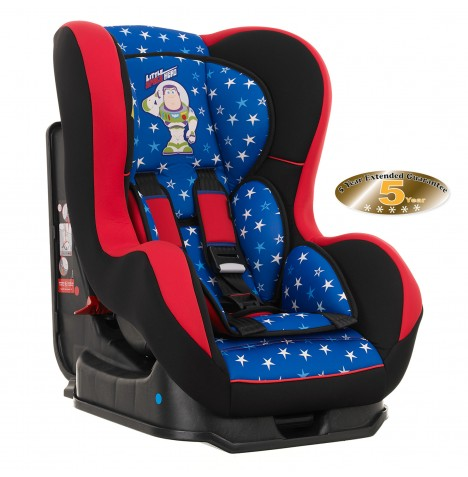 Obaby Disney Group 0/1 Combination Car Seat - Buzz