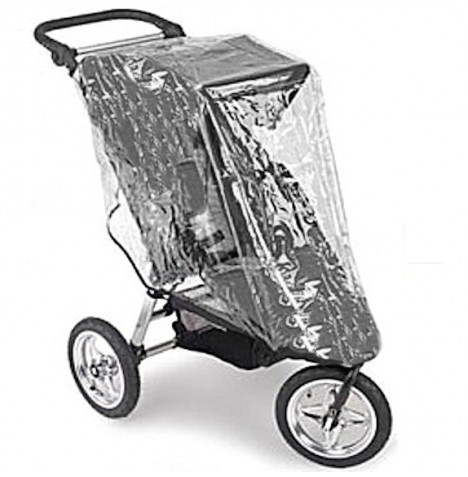 Baby Jogger City Elite / Summit Stroller Raincover