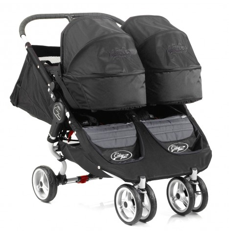 Baby Jogger City Mini / GT Double Pram / Carrycot Raincover
