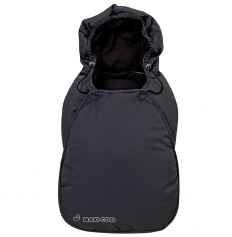 Maxi-Cosi Cabriofix Car Seat Footmuff - Crystal Black