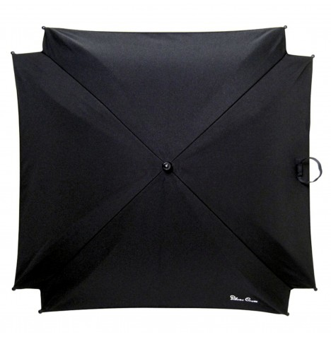 Silver Cross Pushchair Sun Parasol - Black