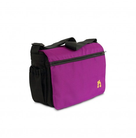 Out N About Nipper Changing Bag - Purple Punch
