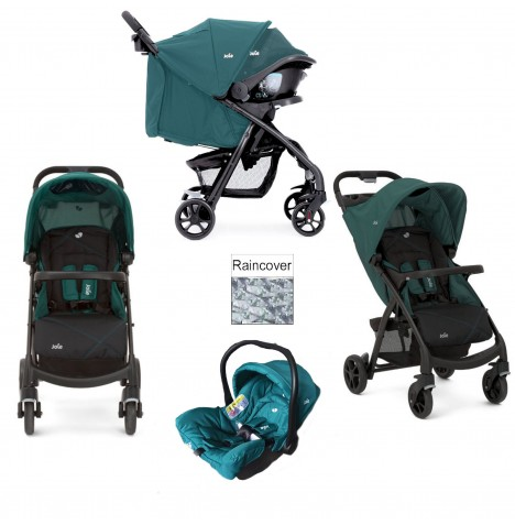 Joie Muze Travel System - Juniper