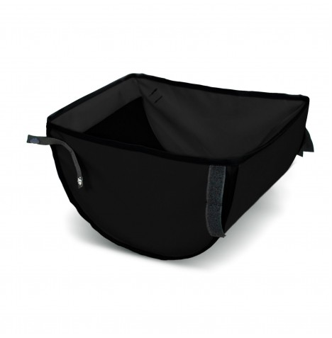 Out N About Nipper Single Basket - Black