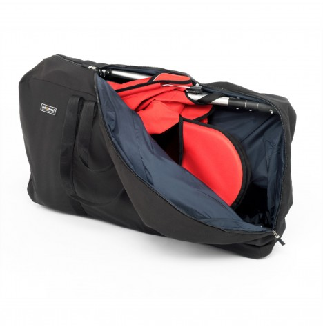 Out N About Single Pushchair Carrybag - Black