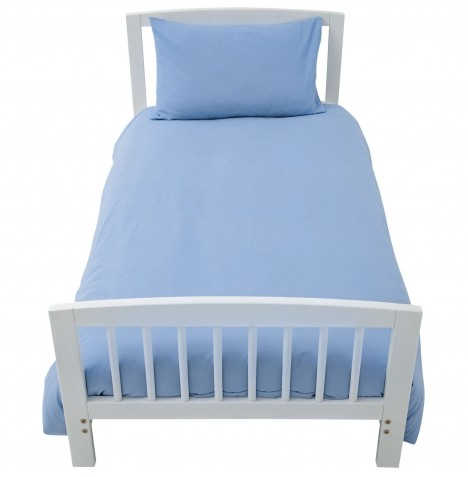 Clair De Lune Junior Bed & Cot Bed Bedding Set - Blue