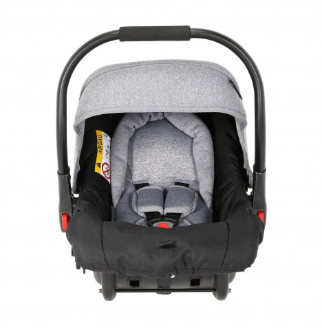 My Child Easy Twin 0+ Car Seat - Grey