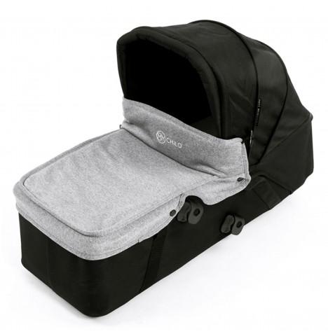 My Child Easy Twin Main Carrycot - Grey