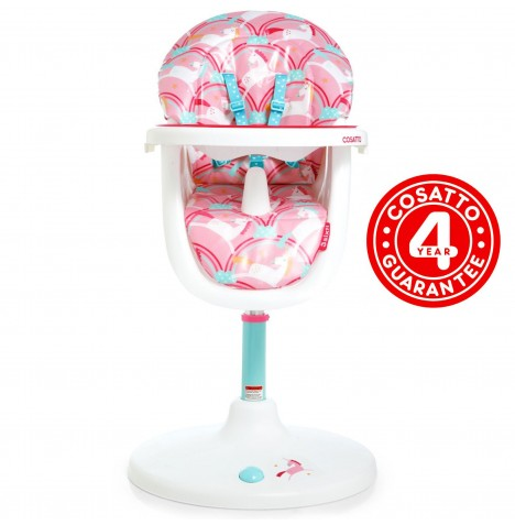 Cosatto 3Sixti2 Highchair - Magic Unicorns
