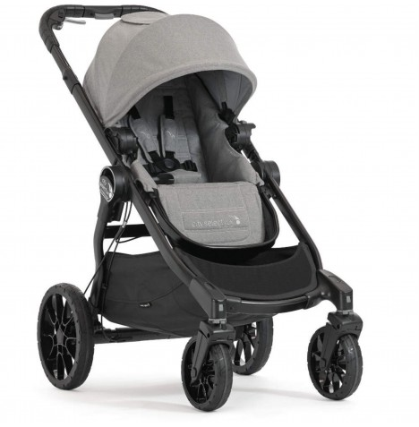 Baby Jogger City Select LUX Pushchair - Slate