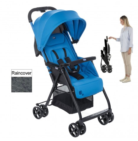 Chicco Ohlala Stroller - Power Blue