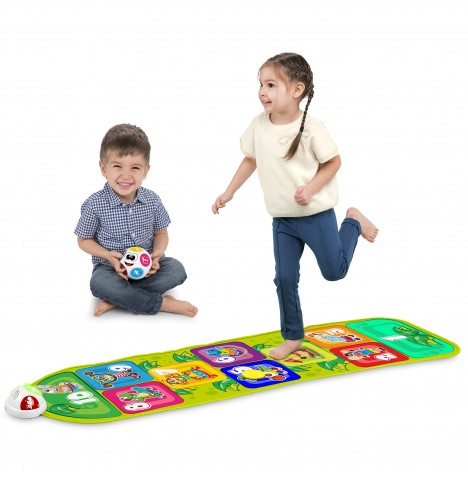 Chicco Jump & Fit Hopscotch Play Mat