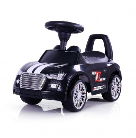 Milly Mally Racer Ride On - Black