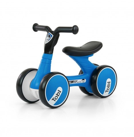 Milly Mally Tobi Ride On - Blue