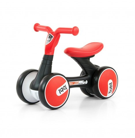 Milly Mally Tobi Ride On - Red