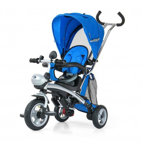 Milly Mally City Tricycle - Blue
