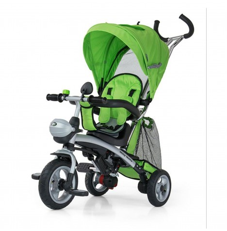 Milly Mally City Tricycle - Green
