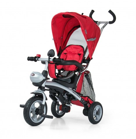 Milly Mally City Tricycle - Red
