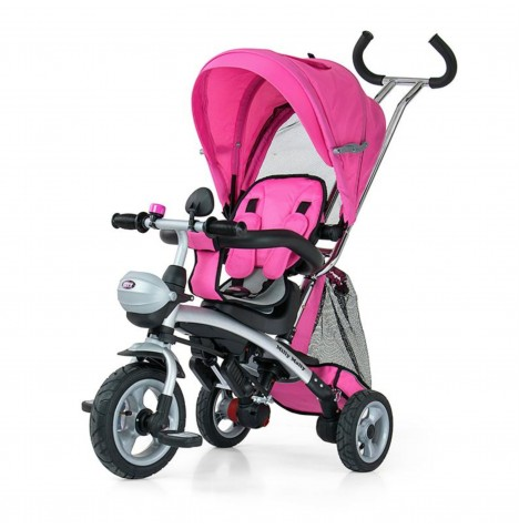 Milly Mally City Tricycle - Pink