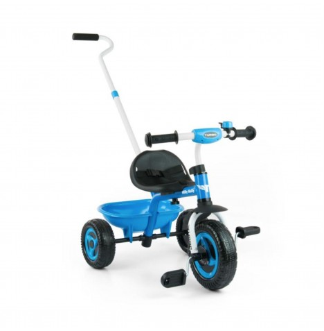 Milly Mally Turbo Tricycle - Blue