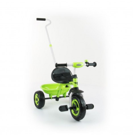 Milly Mally Turbo Tricycle - Green
