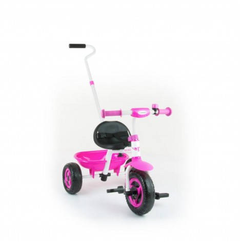 Milly Mally Turbo Tricycle - Pink