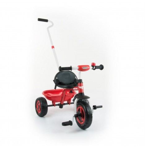 Milly Mally Turbo Tricycle - Red