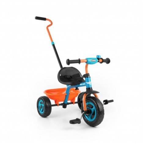 Milly Mally Turbo Tricycle - Turquoise