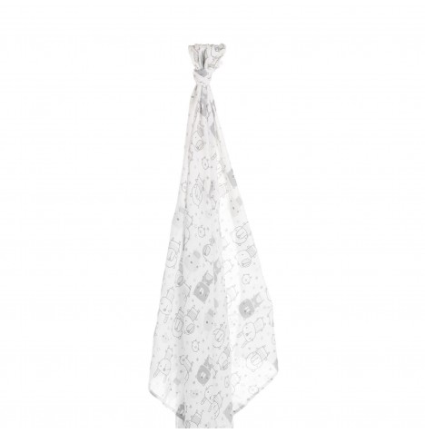 Jane Bamboo Muslin XL Cloth - Crater