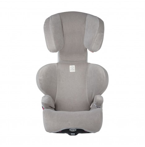 Jane Car Seat Cover For Montecarlo - Grey