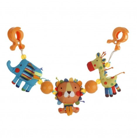 Jane String Of Activity Toys - Roar