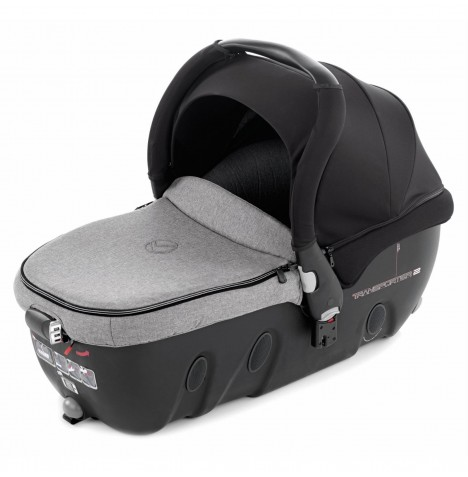 Jane Transporter 2 Group 0 Auto Carrycot / Car Seat - Soil