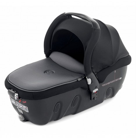 Jane Transporter 2 Group 0 Auto Carrycot / Car Seat - Black