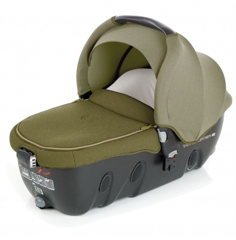 Jane Transporter 2 Group 0 Auto Carrycot / Car Seat - Woods