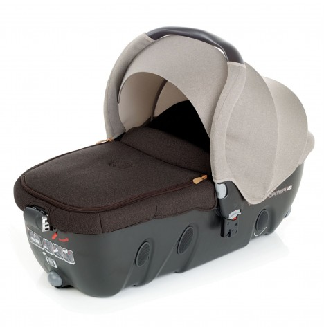Jane Transporter 2 Group 0 Auto Carrycot / Car Seat - Terrain