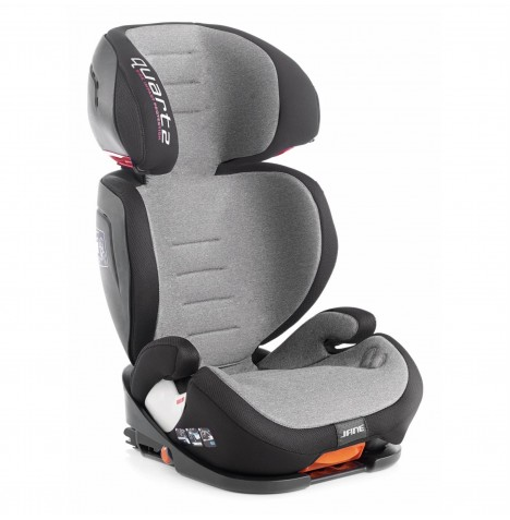 Jane Quartz Group 2-3 Isofix Car Seat - Soil