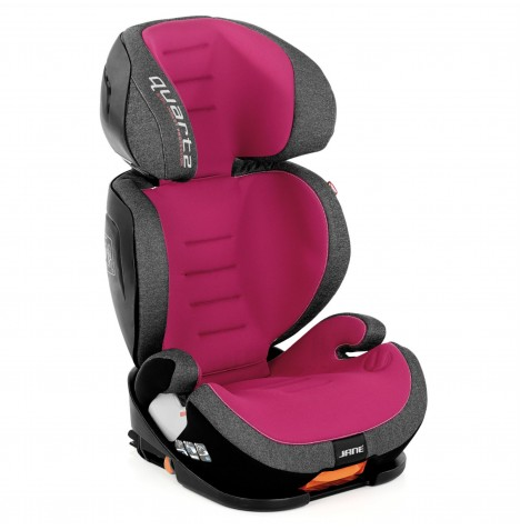 Jane Quartz Group 2-3 Isofix Car Seat - Geyser