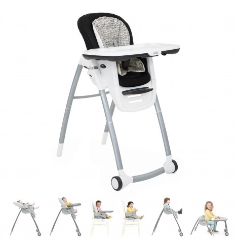 Joie Multiply 6in1 Highchair - Dots