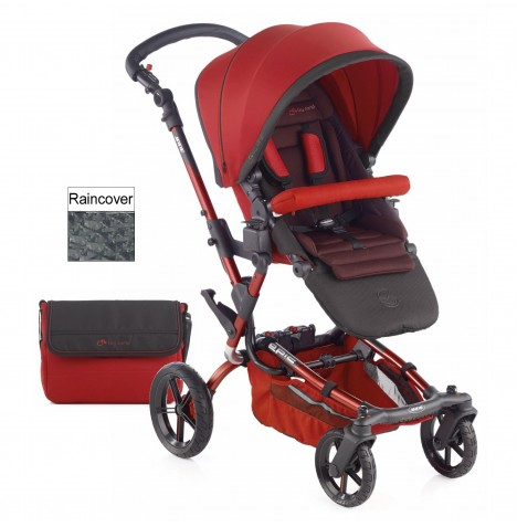Jane Epic Pushchair - Red