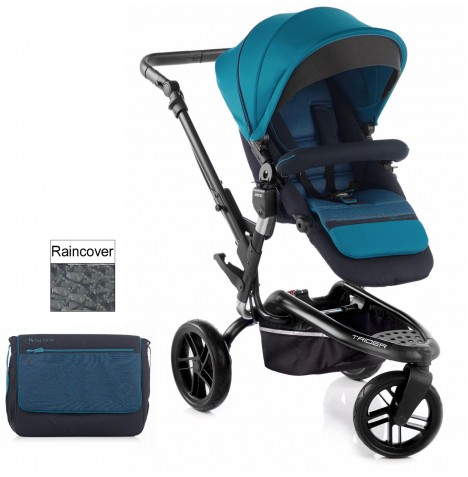 Jane Trider Pushchair - Teal