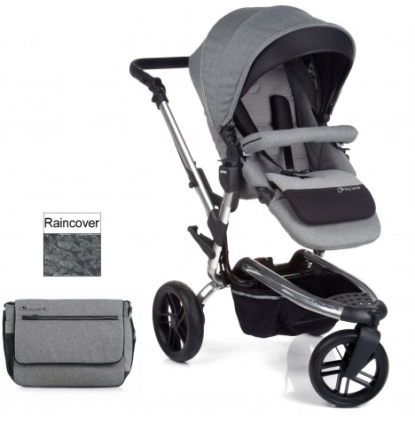Jane Trider Pushchair - Soil