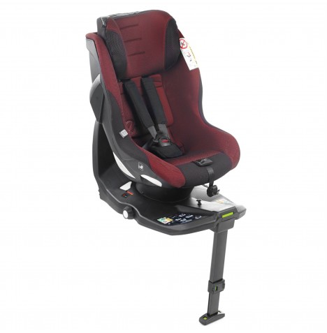 Jane Gravity i-Size Group 0/1 Car Seat - Red
